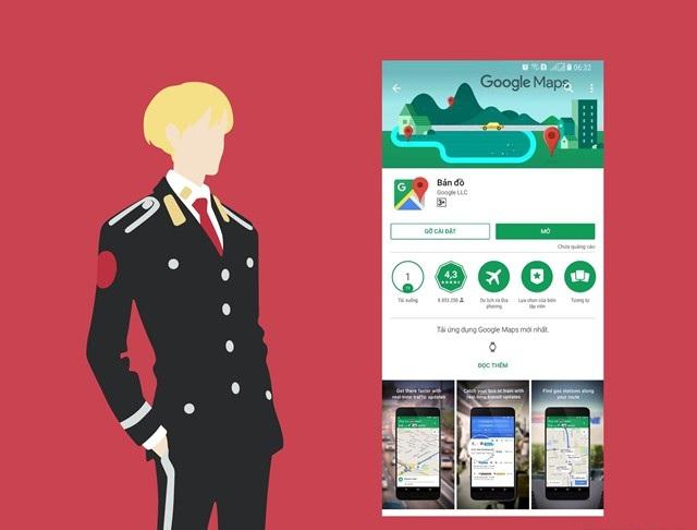 Google Maps Phien Ban Moi Nhat Se Co Nhan Vien La Mario Chi Duong 03