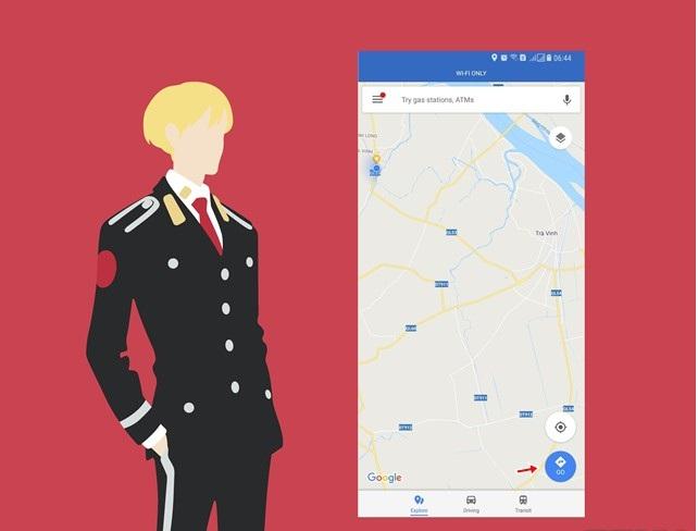 Google Maps Phien Ban Moi Nhat Se Co Nhan Vien La Mario Chi Duong 04