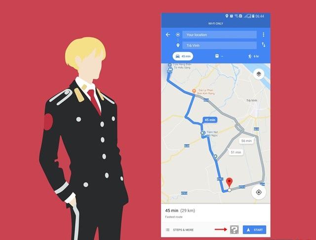 Google Maps Phien Ban Moi Nhat Se Co Nhan Vien La Mario Chi Duong 05