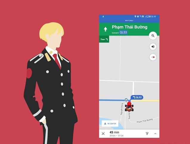 Google Maps Phien Ban Moi Nhat Se Co Nhan Vien La Mario Chi Duong 07