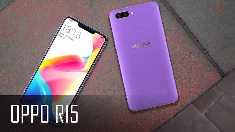 Oppo R15 Voi Man Hinh Tai Tho Cai Tien Hon Ca Iphone X 03