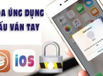 Thu Thuat Khoa Ung Dung Tren Ios 11 Bang Ca Touch Id Va Face Id 01