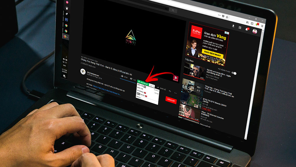 Thu Thuat Tai Video Tren Youtube Facebook Dailymotion Danh Cho Chrome Firefox Va Opera 01