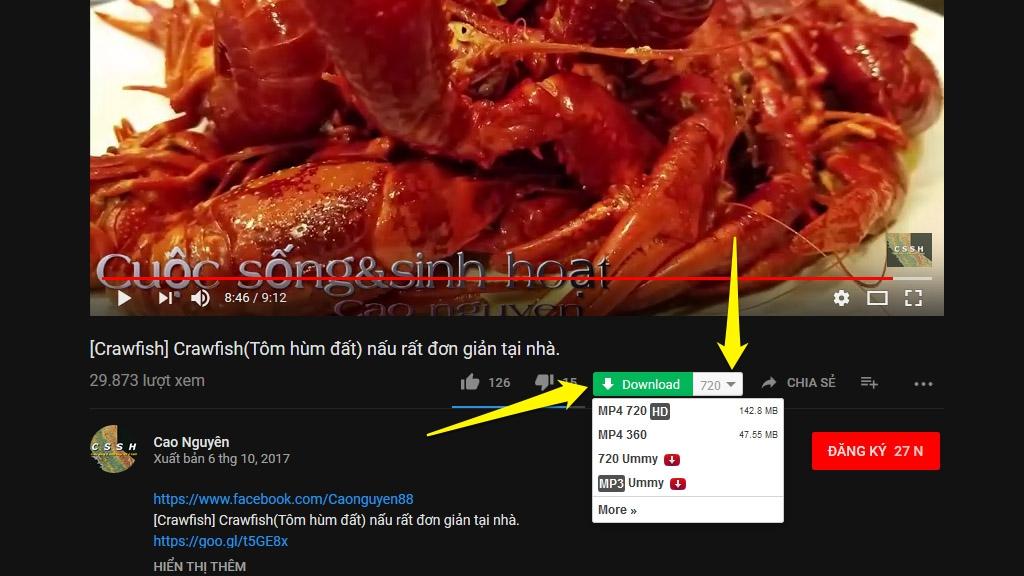 Thu Thuat Tai Video Tren Youtube Facebook Dailymotion Danh Cho Chrome Firefox Va Opera 06