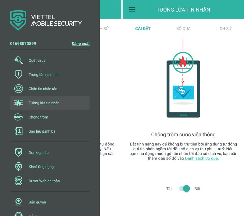 Ung Dung Bao Mat Chong Trom Cuoc Quet Virus Cho Android Va Ios 11