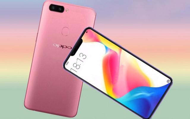 Oppo F7 chính thức ra mắt tại thị trường VN vào ngày 12/4 sắp tới hình 1