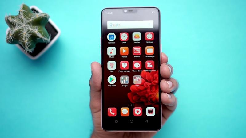 Oppo F7 chính thức ra mắt tại thị trường VN vào ngày 12/4 sắp tới hình 3