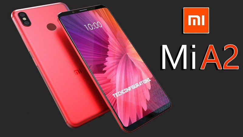 Xuat Hien Cau Hinh Cua Xiaomi Mi A2 Mi 6x 01