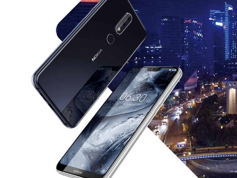 Nokia 6 1 Plus Smartphone Tai Tho Sap Cap Ben Tai Viet Nam 02
