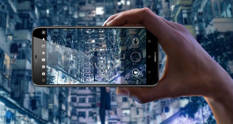 Nokia 6 1 Plus Smartphone Tai Tho Sap Cap Ben Tai Viet Nam 04