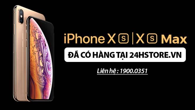 Dat Hang Xs Xs Max Xr 24hs
