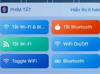 Meo Nho Tat Wi Fi Va Bluetooth Tren Ios 12 Chi Voi Mot Thao Tac 12