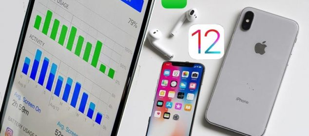 Phiên bản nâng cấp iOS 12.1.1
