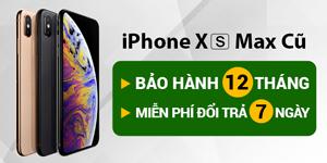 iPhone xs max cu gia tot