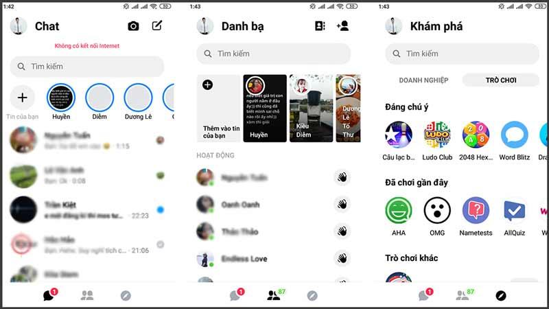 Facebook Da Tra Lai Giao Dien Messenger Moi Cho Iphone Khien Nhieu Nguoi Thich Thu 01