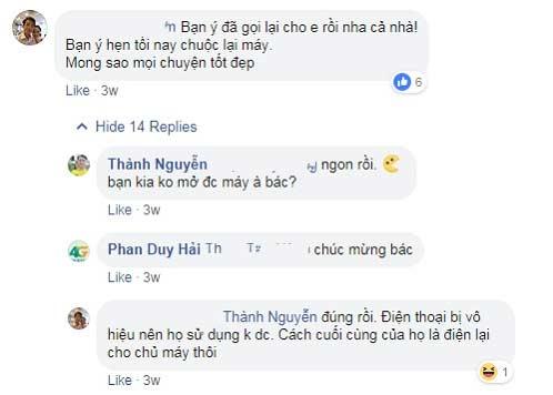 Hanh Trinh Tim Iphone X Bi That Lac Anh Quan Nhan Hung Tin Nhung Vo Cung May Man 06