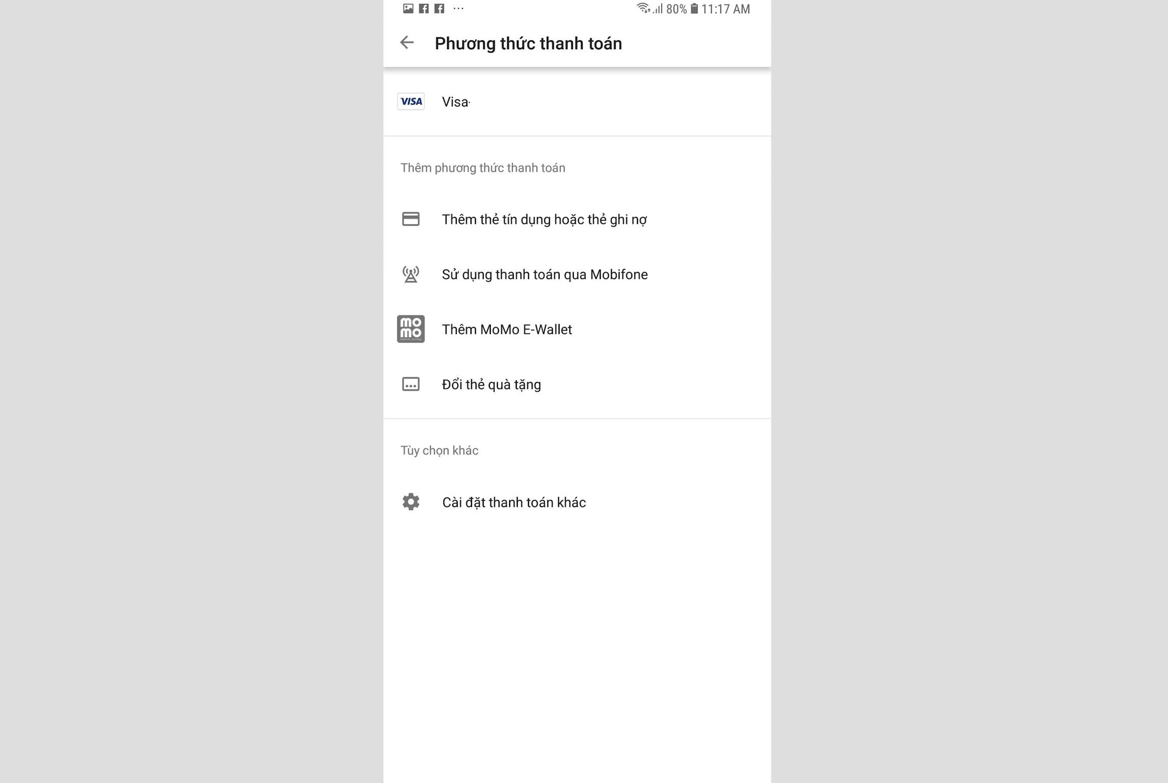 Huong Dan Mua Ung Dung Tren Google Play Tren Vi Momo Don Gian 03