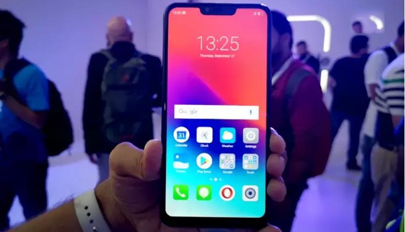 Oppo Realme C1 Ra Mat Snapdragon 450 Pin Khung 4 230 Mah Gia Chi 2 4 Trieu 02