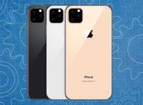 Xuất hiện bản mẫu iPhone XL sở hữu cụm 3 camera độc đáo