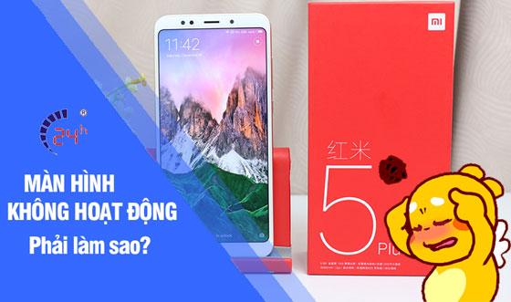 Cach Khac Phuc Xiaomi Redmi 5 5 Plus Bi Loi Man Hinh Cam Ung Khong Hoat Dong 01