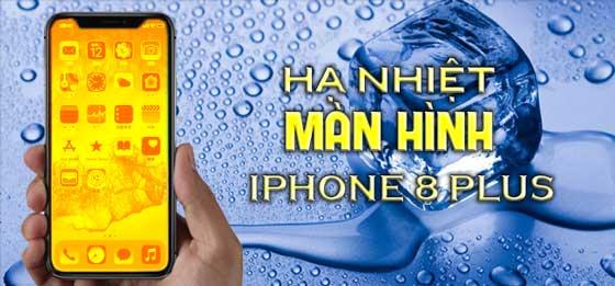 3 Cach Khac Phuc Man Hinh Iphone 8 Plus Bi Vang Nhanh Chong 03