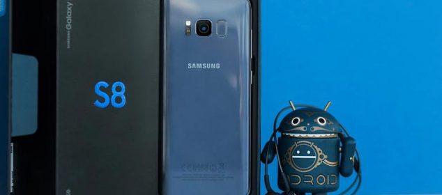 Samsung Galaxy S8 Va S8 Plus Bat Dau Cap Nhat Len Android 9 0 Pie 01