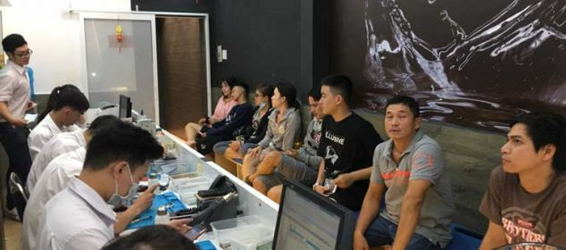 Cach Khac Phuc Loi Man Hinh Samsung J7 Pro Bi Chay Muc Cuc Don Gian 04