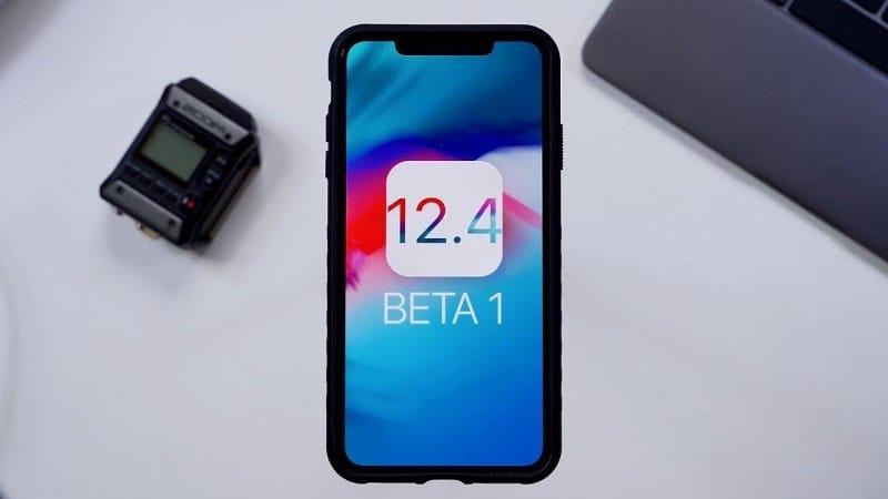 Apple Tung Ra Phien Ban Ios 12.4 Beta Truoc Khi Phat Hanh Apple Card 01