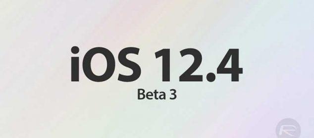 Ban Cap Nhat Ios 12 4 Beta 3 Chinh Thuc Duoc Apple Phat Hanh 01