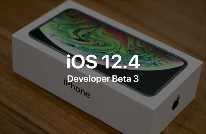 Ban Cap Nhat Ios 12 4 Beta 3 Chinh Thuc Duoc Apple Phat Hanh 02