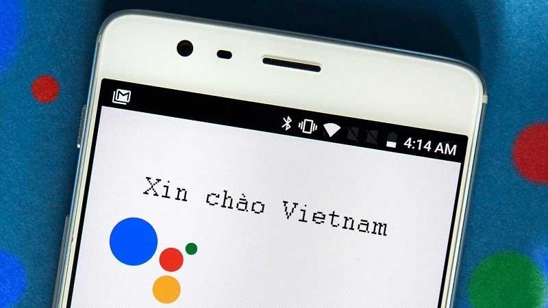 Google Assistant Tieng Viet Duoc Cap Nhat Tren Android