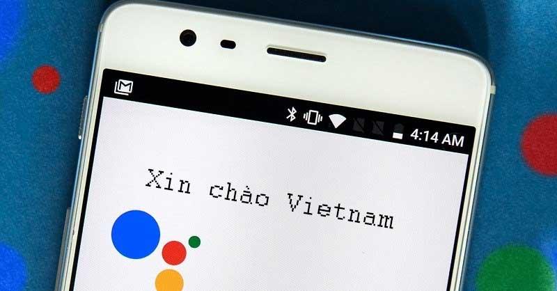 Huong Dan Su Dung Google Assistant Tieng Viet Tren Android 04