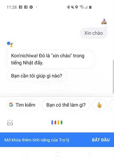 Song Sung Suong Nhu Ong Hoang Ba Tuong Voi Google Assistant 02