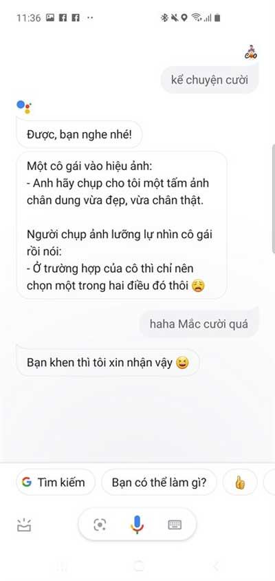 Song Sung Suong Nhu Ong Hoang Ba Tuong Voi Google Assistant 03