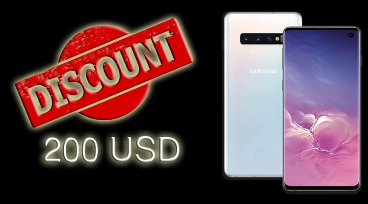Gia Samsung Galaxy S10 Giam 200 Usd Tai Samsung 01
