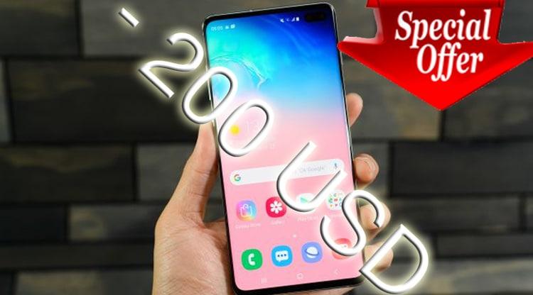 Gia Samsung Galaxy S10 Giam 200 Usd Tai Samsung 02