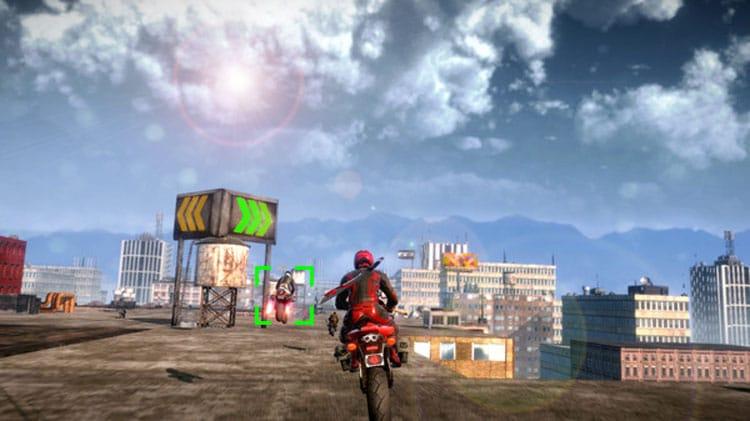 trò chơi RoadRash
