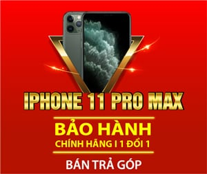 iphone 11 pro max gia re