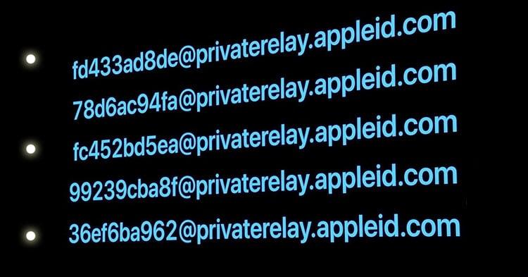 tính năng Sign In Apple