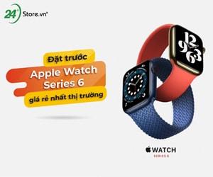 dat truoc apple watch series 6