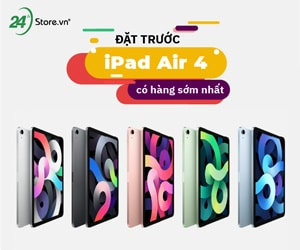 dat truoc ipad air 4