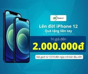 iphone 12 gia re