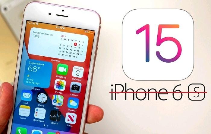 Nhiều tin đồn cho thấy hệ điều hành iOS 15 chỉ được thiết lập trên iPhone 7 trở lên